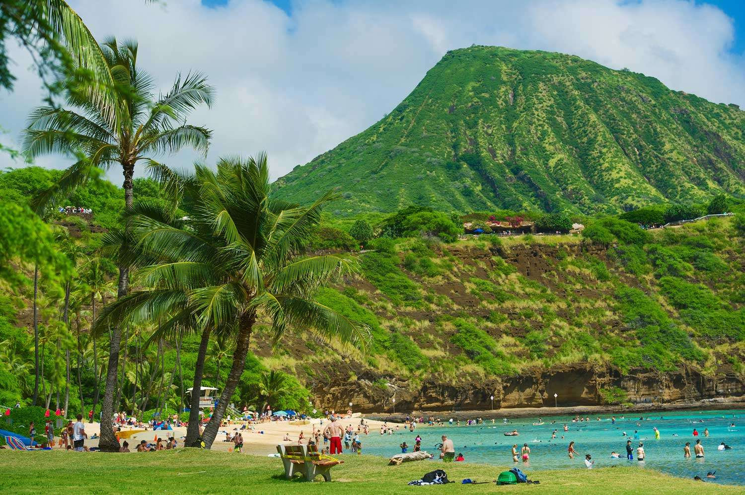 Oahu Safe Beaches for Kids